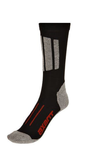 axant trekking sokken grijs